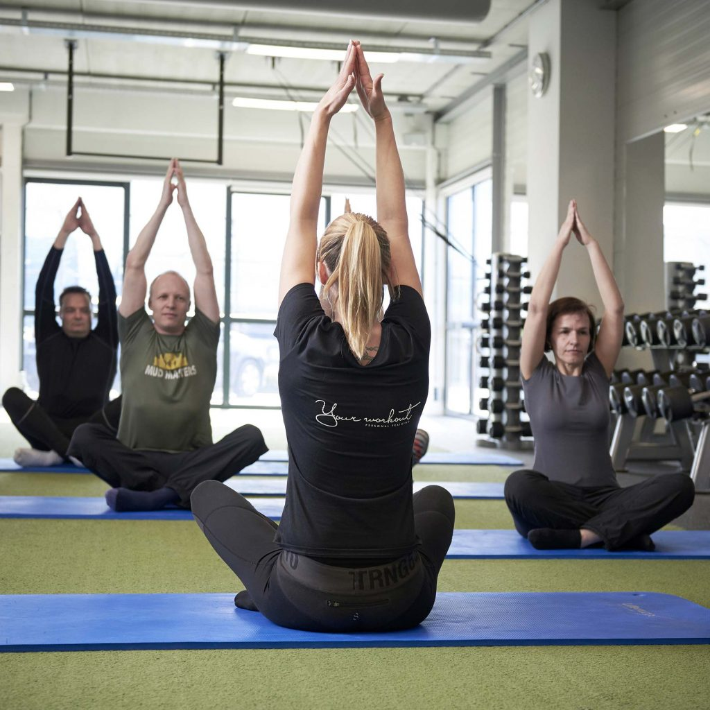 Pilates bij Your Workout